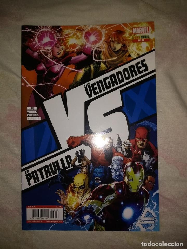 Cómics: Los Vengadores vs La Patrulla X - completa - Foto 2 - 116991987