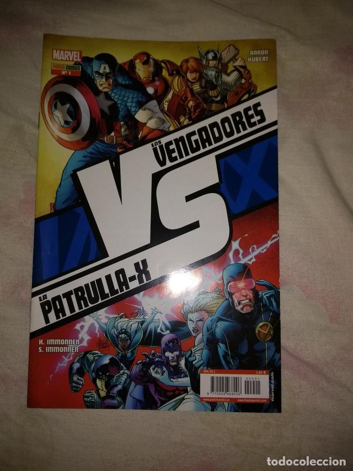 Cómics: Los Vengadores vs La Patrulla X - completa - Foto 4 - 116991987