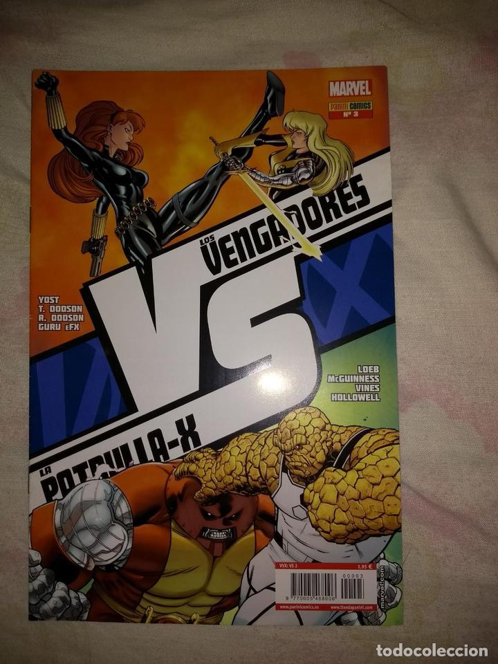 Cómics: Los Vengadores vs La Patrulla X - completa - Foto 5 - 116991987