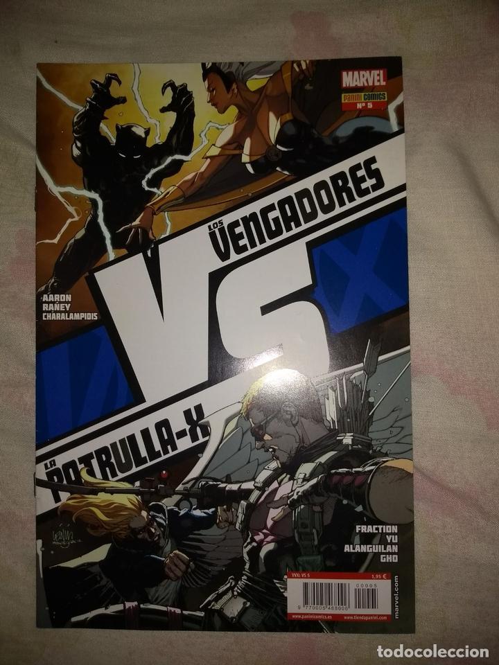 Cómics: Los Vengadores vs La Patrulla X - completa - Foto 6 - 116991987