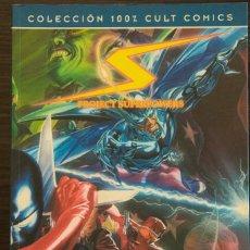 Cómics: PROJECT SUPERPOWERS 1 Y 2 COLECCIÓN 100% CULT COMICS. Lote 117374271