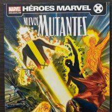 Cómics: NUEVOS MUTANTES 1. EL REGRESO DE LEGIÓN. HEROES MARVEL PANINI COMICS. Lote 117410647
