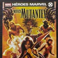 Cómics: NUEVOS MUTANTES 3.LA CAIDA DE LOS NUEVOS MUTANTES. HEROES MARVEL PANINI COMICS. Lote 117410771