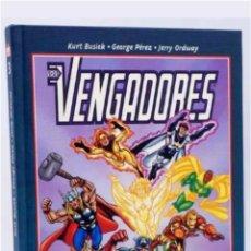 Cómics: COMICS BEST OF MARVEL ESSENTIALS N°3 LOS VENGADORES 2006. Lote 117460546