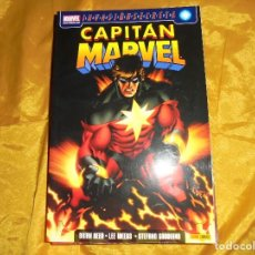 Cómics: CAPITAN MARVEL. INVASION SECRETA.BRIAN REED / LEE WEEKS / STEFANO GAUDIANO. PANINI / MARVEL. Lote 117933423