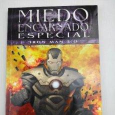 Cómics: MIEDO ENCARNADO ESPECIAL IRON MAN 2.0. Lote 118327715
