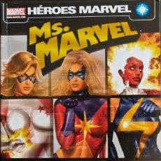 Cómics: MS. MARVEL HEROES MARVEL PANINI COMICS. Lote 118357227