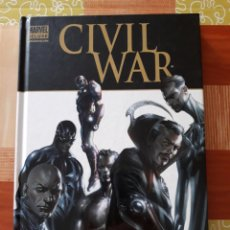 Cómics: CIVIL WAR - PRELUDIO ( MARVEL DELUXE). Lote 118556663
