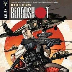 Cómics: BLOODSHOT TOMO 4 H.A.R.D. CORPS HARD - ALETA - VALIANT CAGE DYSART LUPACCHINO . Lote 118731539
