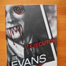 Cómics: EL EJECUTOR - JON EVANS - ANDREA MUTTI - PANINI - TAPA DURA (B3). Lote 118830947