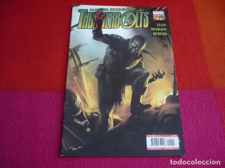 THUNDERBOLTS VOL. 2 Nº 10 ( WARREN ELLIS DEODATO) ¡MUY BUEN ESTADO! PANINI MARVEL (Tebeos y Comics - Panini - Marvel Comic)