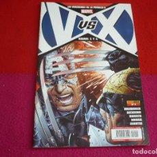 Cómics: LOS VENGADORES VS LA PATRULLA X 2 ROUNDS 3 Y 4 ( BRUBAKER HICKMAN ) ¡MUY BUEN ESTADO! PANINI MARVEL. Lote 118893855