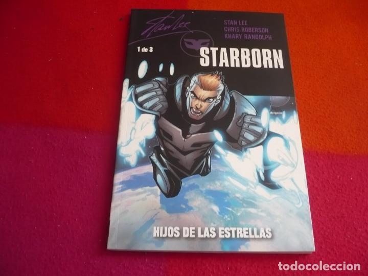 STARBORN 1 HIJOS DE LAS ESTRELLAS ( STAN LEE CHRIS ROBERSON ) ¡MUY BUEN ESTADO! PANINI (Tebeos y Comics - Panini - Marvel Comic)