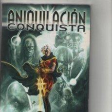 Cómics: ANIQUILACIÓN-CONQUISTA-SERIE DE 4Nº-PANINI-AÑO 2008-COLOR-Nº 1-FORMATO PRESTIGE. Lote 119075703