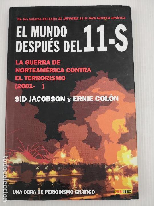EL MUNDO DESPUÉS DEL 11-S (Tebeos y Comics - Panini - Otros)