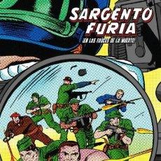 Cómics: MARVEL LIMITED EDITION SARGENTO FURIA Nº 2 EN LAS FAUCES DE LA MUERTE - PANINI - IMPECABLE - OFI15T. Lote 119964491