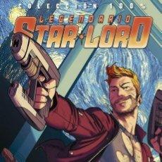 Cómics: 100% MARVEL LEGENDARIO STAR-LORD TOMO 3 VARADOS - ZDARSKY ANKA MORRISSETTE WILSON. Lote 120072247