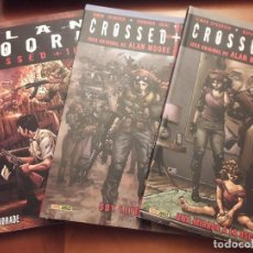 Comics - ALAN MOORE. CROSSED + 100. COMPLETA. ¡IMPECABLE! - 120079199