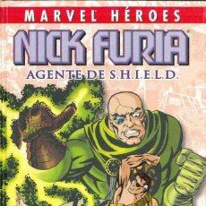 Cómics: NICK FURIA - AGENTE DE SHIELD -. Lote 120442195