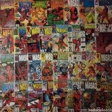 Cómics: MASACRE COMPLETA DEL 1 AL 31. Lote 120935147
