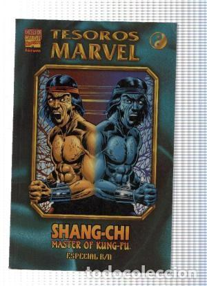 TESOROS MARVEL. SHANG-CHI MASTER OF KUNG-FU (Tebeos y Comics - Panini - Marvel Comic)
