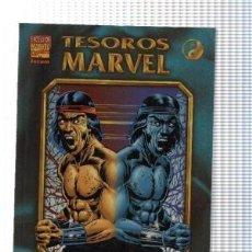 Cómics: TESOROS MARVEL. SHANG-CHI MASTER OF KUNG-FU. Lote 120958955