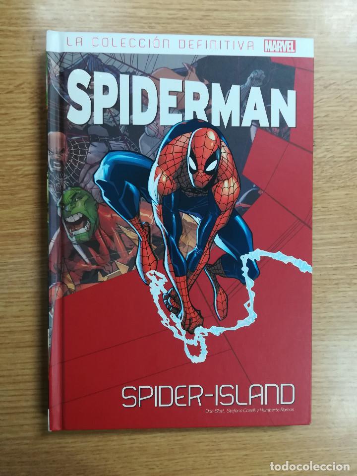SPIDERMAN LA COLECCION DEFINITIVA #58 SPIDER-ISLAND (Tebeos y Comics - Panini - Marvel Comic)