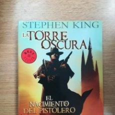 Cómics: LA TORRE OSCURA VOL 1 EL NACIMIENTO DEL PISTOLERO (BOLSILLO). Lote 121222071