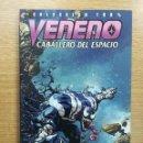 Cómics: VENENO CABALLERO DEL ESPACIO #2 CIVIL WAR II (100% MARVEL). Lote 121425107