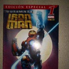 Cómics: ULTIMATE IRON MAN 1. Lote 121565659