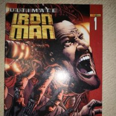 Cómics: ULTIMATE IRON MAN 1. Lote 121565671