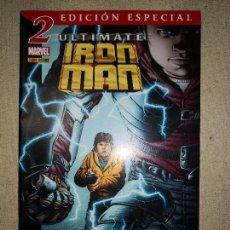 Cómics: ULTIMATE IRON MAN 2. Lote 121565675