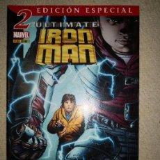 Cómics: ULTIMATE IRON MAN 2. Lote 121565679