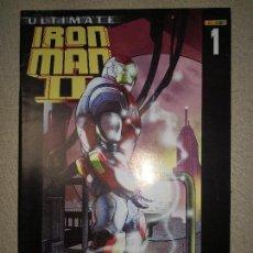 Cómics: ULTIMATE IRON MAN II 1. Lote 121565683