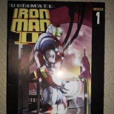 Cómics: ULTIMATE IRON MAN II 1. Lote 121565687