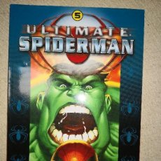 Cómics: ULTIMATE SPIDERMAN 5. Lote 121565707