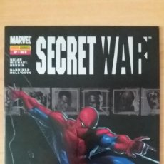 Cómics: SECRET WAR. PANINI. 2005. BENDIS & GABRIELLE DELL'OTTO. COMPLETA (5 NÚMEROS). PERFECTO ESTADO.. Lote 121704479