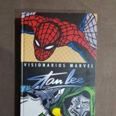 Cómics: VISIONARIOS MARVEL: STAN LEE. Lote 121806110