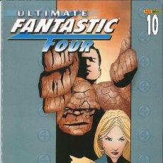 Cómics: ULTIMATE FANTASTIC FOUR VOLUMEN 1 NÚMERO 10 PANINI CÓMICS MARVEL. Lote 121849739