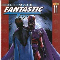 Cómics: ULTIMATE FANTASTIC FOUR VOLUMEN 1 NÚMERO 11 PANINI CÓMICS MARVEL. Lote 121849771