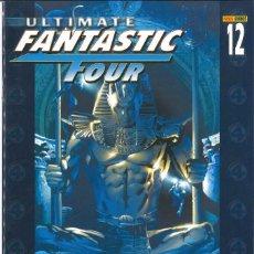 Cómics: ULTIMATE FANTASTIC FOUR VOLUMEN 1 NÚMERO 12 PANINI CÓMICS MARVEL. Lote 121849815