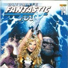 Cómics: ULTIMATE FANTASTIC FOUR VOLUMEN 1 NÚMERO 14 PANINI CÓMICS MARVEL. Lote 121849923