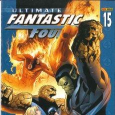 Cómics: ULTIMATE FANTASTIC FOUR VOLUMEN 1 NÚMERO 15 PANINI CÓMICS MARVEL. Lote 121849971