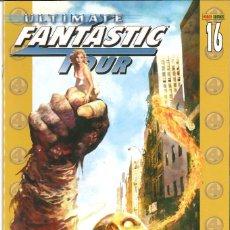 Cómics: ULTIMATE FANTASTIC FOUR VOLUMEN 1 NÚMERO 16 PANINI CÓMICS MARVEL. Lote 121850087