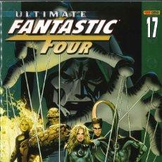 Cómics: ULTIMATE FANTASTIC FOUR VOLUMEN 1 NÚMERO 17 PANINI CÓMICS MARVEL. Lote 121850163