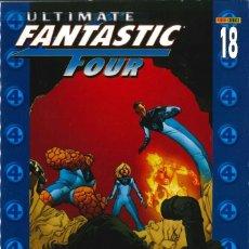Cómics: ULTIMATE FANTASTIC FOUR VOLUMEN 1 NÚMERO 18 PANINI CÓMICS MARVEL. Lote 121850331