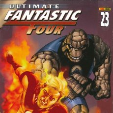 Cómics: ULTIMATE FANTASTIC FOUR VOLUMEN 1 NÚMERO 23 PANINI CÓMICS MARVEL. Lote 121850355