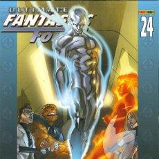 Cómics: ULTIMATE FANTASTIC FOUR VOLUMEN 1 NÚMERO 24 PANINI CÓMICS MARVEL. Lote 121850411