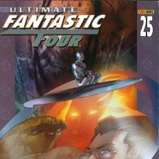 Cómics: ULTIMATE FANTASTIC FOUR VOLUMEN 1 NÚMERO 25 PANINI CÓMICS MARVEL. Lote 121850443