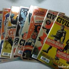 Cómics: CIVIL WAR 2 II - PORTADAS ALTERNATIVAS - NUMEROS 1 AL 8. Lote 121863943